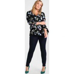 Bluzki asymetryczne: Evans FLORAL RUCHED BUST  Bluzka z długim rękawem multi