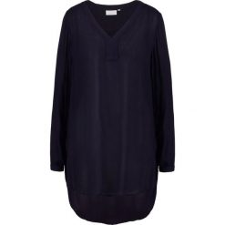 Tuniki damskie: Kaffe AMBER V NECK TUNIC Tunika midnight marine