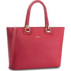 Torebka LIU JO - L Tote Manhattan N68094 E0087 Red 91656. Czerwone torebki klasyczne damskie Liu Jo, ze skóry ekologicznej. Za 689,00 zł.