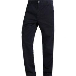 Spodnie męskie: Carhartt WIP SIMPLE DENISON Spodnie materiałowe dark navy rinsed
