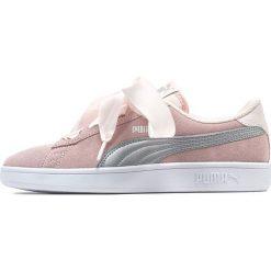 Buty sportowe damskie: Puma Buty Smash v2 Ribbon JR różowe r. 37 (366003 02)