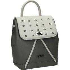Plecaki damskie: Nobo Plecak damski NBAG-E0090-C019 szary