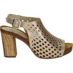 Sandały damskie: Sandały – 996-9632 M SA