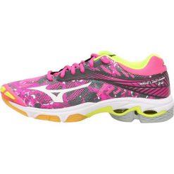 Buty sportowe damskie: Mizuno WAVE LIGHTNING Z4 Obuwie do siatkówki pink glow/white/iron gate