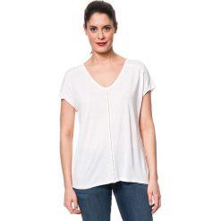 Koszulka w kolorze kremowym. Białe bluzki damskie Mavi, xs. W wyprzedaży za 64,95 zł.