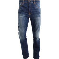 Spodnie męskie: Nudie Jeans LEAN DEAN Jeansy Slim Fit blue ridge