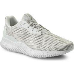 Buty adidas - Alphabounce Rc M CG5125 Ftwwht/Greone/Cblack. Białe buty do biegania męskie Adidas, z materiału, adidas alphabounce. W wyprzedaży za 259,00 zł.