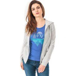 MARTES Bluza damska LADY SULLI Light Grey Melange r. XL. Bluzy rozpinane damskie MARTES, xl. Za 75,01 zł.