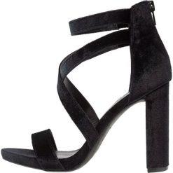 Sandały damskie: New Look TWISTER Sandały na obcasie black