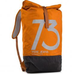 Plecak PEPE JEANS - Hanway Backpack PM030517 Cognac 879. Brązowe plecaki męskie Pepe Jeans, z jeansu. Za 299,00 zł.