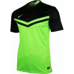 Nike Koszulka męska SS Victory II JSY czarno-zielona r. XL (588408 302). Czarne koszulki sportowe męskie marki Nike, m. Za 69,17 zł.