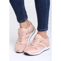 Różowe Buty Sportowe Always Be Yourself. Czerwone buty sportowe damskie marki KALENJI, z gumy. Za 79,99 zł.
