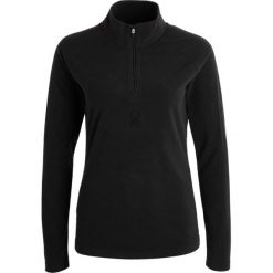 Bluzy polarowe: Spyder SHIMMER  Bluza z polaru black