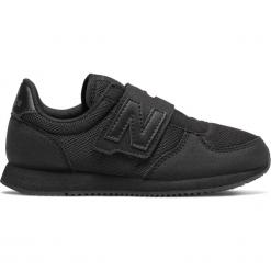 New Balance KV220TBY. Czarne buty sportowe dziewczęce New Balance, na lato, z materiału. W wyprzedaży za 139,99 zł.