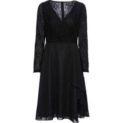 Sukienki balowe: Sukienka bonprix czarny