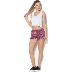 Colour Pleasure Spodnie damskie CP-020 253 fuksja  r. XS/S. Fioletowe spodnie sportowe damskie marki Colour pleasure, uniwersalny. Za 72,34 zł.