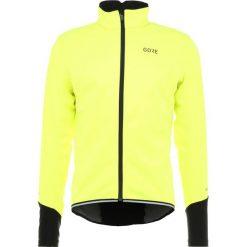 Gore Wear THERMO  Kurtka Softshell neon yellow/black. Żółte kurtki trekkingowe męskie Gore Wear, l, z materiału. Za 719,00 zł.