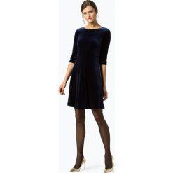 Ambiance - Sukienka damska, niebieski. Niebieskie sukienki Ambiance. Za 499,95 zł.