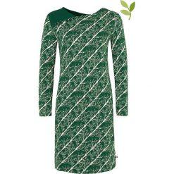 """Sukienki hiszpanki: Sukienka """"Nahia"""" w kolorze zielonym"""