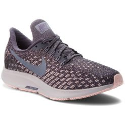 Buty NIKE - Air Zoom Pegasus 35 942855 006 Gridiron/Light Carbon. Fioletowe buty do biegania damskie marki KALENJI, z gumy. W wyprzedaży za 369,00 zł.