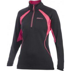 Bluzy rozpinane damskie: Craft Bluza damska Bodymapped r. M czarno-różowa (1902874-9477)