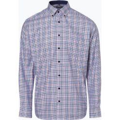 Eterna Comfort Fit - Koszula męska niewymagająca prasowania, pomarańczowy. Brązowe koszule męskie non-iron Eterna Comfort Fit, m, button down. Za 249,95 zł.