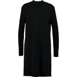 Sukienki: Pieces PCHANNAH Sukienka dzianinowa black