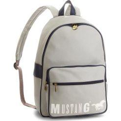Plecak MUSTANG - Daayton 4100000015 Light Grey 801. Szare plecaki męskie Mustang, ze skóry ekologicznej. W wyprzedaży za 279,00 zł.