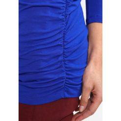 Bluzki asymetryczne: Baukjen WALTHAM Bluzka z długim rękawem blue