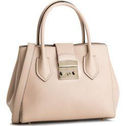 Torebka FURLA - Metropolis 941883 B BMN3 VFO Magnolia. Czarne torebki klasyczne damskie marki Furla. W wyprzedaży za 859,00 zł.