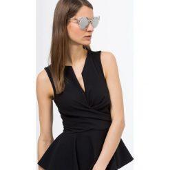 Okulary przeciwsłoneczne damskie: Quay CHINA DOLL Okulary przeciwsłoneczne clear/mirror