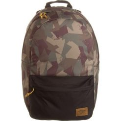 """Plecak """"Crofton"""" w kolorze czarnym ze wzorem - 29 x 46 x 12 cm. Czarne plecaki męskie marki Timberland. W wyprzedaży za 126,95 zł."""