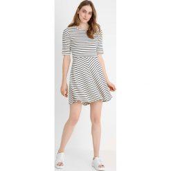 Sukienki hiszpanki: Vero Moda Tall VMULA SHORT DRESS  Sukienka letnia white