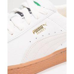 Puma BASKET CLASSIC DELUXE Tenisówki i Trampki white. Czarne tenisówki damskie marki Puma. W wyprzedaży za 341,10 zł.
