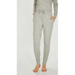 Lauren Ralph Lauren - Spodnie piżamowe. Szare piżamy damskie marki Lauren Ralph Lauren, l, z poliesteru. Za 329,90 zł.