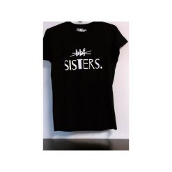 T-shirt BBF SISTERS. Czarne t-shirty damskie N/A, z bawełny. Za 79,00 zł.