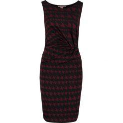 Sukienki: Anna Field Sukienka z dżerseju burgundy/black