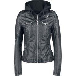 Black Premium by EMP Road Tripping Kurtka damska czarny. Czarne kurtki damskie pikowane marki Black Premium by EMP, xl, z poliesteru. Za 446,90 zł.