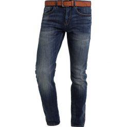 S.Oliver RED LABEL SLIM FIT Jeansy Slim Fit blue denim stretch. Niebieskie jeansy męskie relaxed fit marki s.Oliver RED LABEL. Za 299,00 zł.