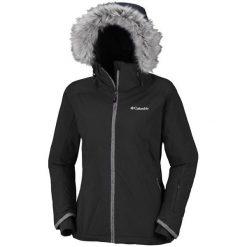 Columbia Kurtka Narciarska Damska Alpine Slide Jacket Black S. Czarne kurtki damskie narciarskie Columbia, m. Za 935,00 zł.