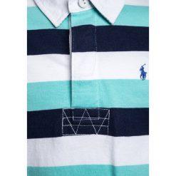 Polo Ralph Lauren RUGBY Koszulka polo light mint. Niebieskie bluzki dziewczęce bawełniane marki Adidas, z kontrastowym kołnierzykiem, z krótkim rękawem. Za 269,00 zł.