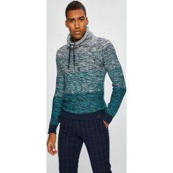 Medicine - Sweter Scandinavian Comfort. Szare golfy męskie marki MEDICINE, l, z bawełny. Za 149,90 zł.