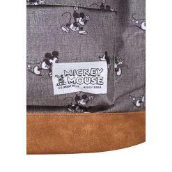 Plecaki damskie: Fabrizio MICKEY MOUSE Plecak grey