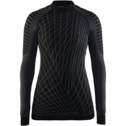 Craft Koszulka Termoaktywna Z Długim Rękawem Active Intensity Black Xl. Czarne bluzki sportowe damskie marki Craft, na zimę, xl, z długim rękawem. W wyprzedaży za 129,00 zł.