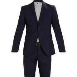 Selected Homme SHDNEWONE MYLOLOGAN SLIM FIT Garnitur navy blazer. Niebieskie garnitury Selected Homme, z elastanu. Za 749,00 zł.