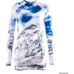 Mountain Freak termoaktywna koszulka męska. Czarne odzież termoaktywna męska marki Pakamera, m, z kapturem. Za 159,00 zł.