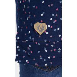 Odzież damska: Ragwear CUDDLE DOTS ORGANIC Bluza indigo