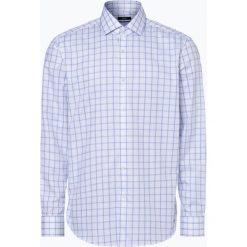 BOSS - Koszula męska – Gordon, niebieski. Czarne koszule męskie marki Boss, m. Za 499,95 zł.