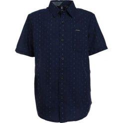 Volcom ROLLINS  Koszula indigo. Niebieskie koszule chłopięce Volcom, z bawełny. Za 219,00 zł.