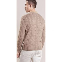 Swetry męskie: Polo Ralph Lauren Sweter honey brown heather